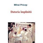 Datoria implinita/Pricop Mihai