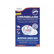 Cleanis Care Bag Sacchetto Copripadella/Cestino Comoda - 20 sacchetti