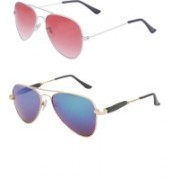 Vars Cat-eye Sunglasses(Multicolor)