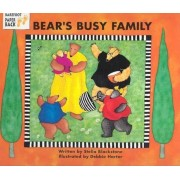 Bear's Busy Family, Paperback