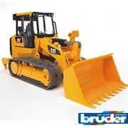 Bruder Traktor CAT sa utovarivačem 02447