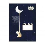 Bruer Little Travel Notebook Il Gatto E La Luna