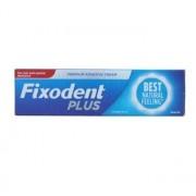 Fixodent Plus Bästa naturliga känslan Noll 0% Procent Tandhäftningskrem 40 g