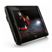 Tele System TS09 DVB-T2 HEVC 9'' TFT Nero TV portatile