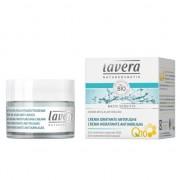 Lavera Crema de día antiarrugas Q10 Basis Sensitiv
