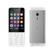 Nokia 230 (Dual SIM) mobitel, Silver