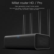 Router Inalámbrico WiFi Xiaomi Mi HD IPQ8064 Amplificador De Señal De 1,4 GHz De Doble Núcleo - Negro