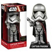 Star Wars Episode 7 The Force Awakens Wacky Wobbler Bundle -3 items: Kylo Ren, Captain Phasma, First Order Snowtrooper