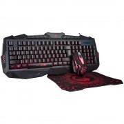 Kit Tastatura Mouse Marvo KM400 + Mousepad G1