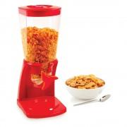 Dispenser pentru cereale-rosu