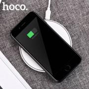 HOCO Bezdrátová nabíječka pro iPhone - HOCO, CW6 Homey White