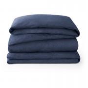 Calvin Klein Modern Cotton Duvet Cover - Indigo - Single - Blue