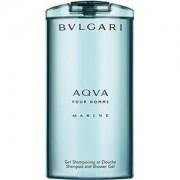 Bvlgari Perfumes masculinos Aqva pour Homme Marine Shower Gel 200 ml
