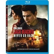 Jack Reacher - Never Go Back Blu-Ray