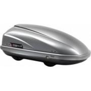 Cutie portbagaj Modula Travel Gloss Grey 370l