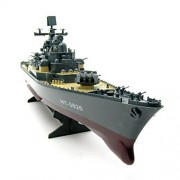 Poco Divo Uss Missouri BB 63 Us Navy Battleship RC Marine Warship 1/250 Military Model Toy Boat