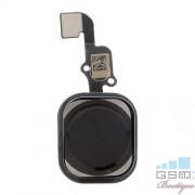 Banda Flex Cu Buton Meniu iPhone 6s OEM Negru