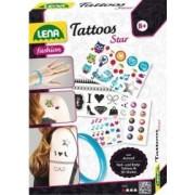 Set creatie tatuaje Lena