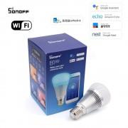 Sonoff B1 - inteligentná wifi žiarovka RGB Silver
