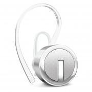 Audifonos, Mini Auricular Estéreo Del Audifonos Bluetooth Manos Libres Sin Hilos V4.1 Handfree Auriculares Del Auricular Del Audifonos Bluetooth Manos Libres Para El IPhone Samsung Todo El Teléfono Celular (blanco De Plata)