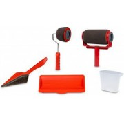 Set Trafalet Paint Racer cu rezervor si 2 accesorii pentru vopsit colturi