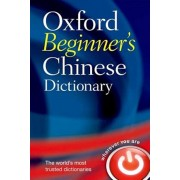 Oxford Beginner's Chinese Dictionary, Paperback/Oxford University Press