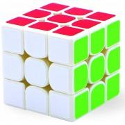 3x3x3 Cubo Magico Versión Magnética Qiyi Valk3 Power M - Blanco