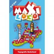 Boosterbox Maxi Loco - Topografie Nederland (9-11 jaar)