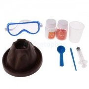 Alcoa Prime Student Volcano Making Kit DIY Toy Science Experimental Tool Kit Educational