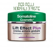 Manetti&Robert's Somatoline Cosmetic Lift Effect Plus crema antietà globale viso per pelle matura normale o mista (50 ml)