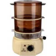 Home Chef HC-MSC Food Steamer(1.6 L, Multicolor)