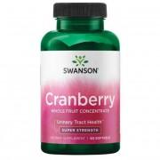 Swanson Żurawina (Cranberry Whole Fruit) Extract 420 mg 60 kapsułek