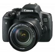 Canon EOS 750D 18-135 IS STM DSLR digitalni fotoaparat s objektivom 18-135mm f/3.5-5.6 allround Lens 0592C009AA 0592C009AA