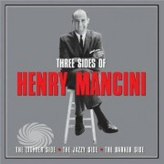 Video Delta Mancini,Henry - Three Sides Of - CD