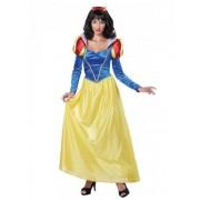 Vegaoo Sneeuwwitje sprookjes kostuum voor vrouwen S