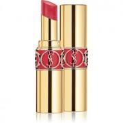 Yves Saint Laurent Rouge Volupté Shine Oil-In-Stick hydratisierender Lippenstift Farbton 73 Fuchsia In Fury 3,2 g