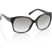 Fastrack Over-sized Sunglasses(Grey)