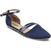 SOLE HEAD Women Navy Flats