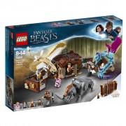 Lego Newts Koffer der magischen Kreaturen