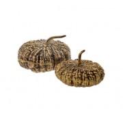 Eichholtz Citrouille box mässing set 2 st