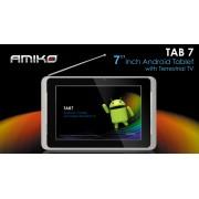 Amiko tab 7, 7 inch tablet