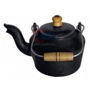 Chaleira de ferro tradicional 2 litros