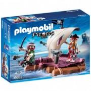 PLAYMOBIL pirates: splav 14923