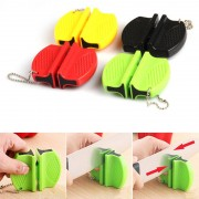 Meco Portable Outdoor Mini Knife Sharpener Tools Grindstone Scissors for Knives Kitchen Accessories