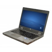"Laptop Second Hand HP ProBook 6470b, Intel Core i5 Gen 3 3210M 2.5 Ghz, 8 GB DDR3, 320 GB HDD SATA, DVDRW, WI-FI, Bluetooth, Card Reader, Webcam,Display 14"" 1366 by 768"