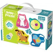 Animale de companie clasice Trefl Baby Puzzle