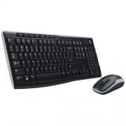 Set Logitech Wireless Desktop MK270, CZ
