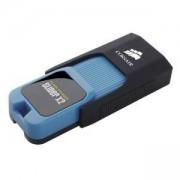 Флаш памет Corsair Voyager Slider X2 USB 3.0 128GB, Capless Design, 310MBs/90MBs, Plug and Play, CMFSL3X2A-128GB