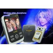 Vizor-Videointerfon pentru usa de apartament Kivos KDB300-M4 wireless cu vedere de noapte