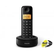 Philips d1301b/53 bezicni telefon